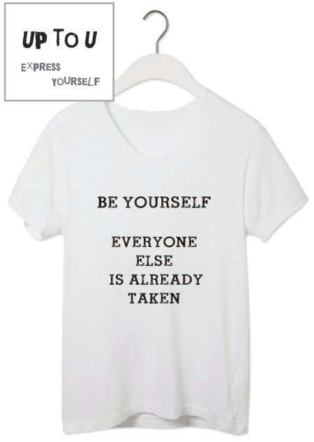 be yourself-man